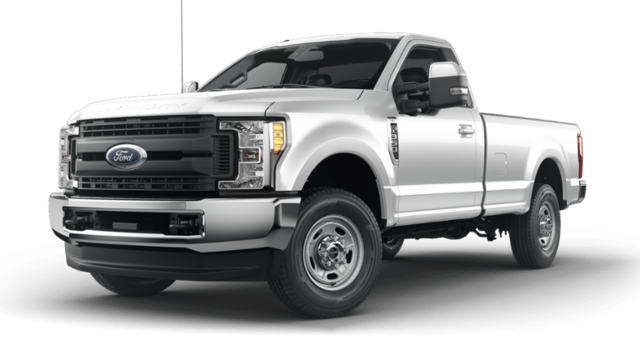 2019 Ford Super Duty F-350 SRW XL Regular Cab Pickup